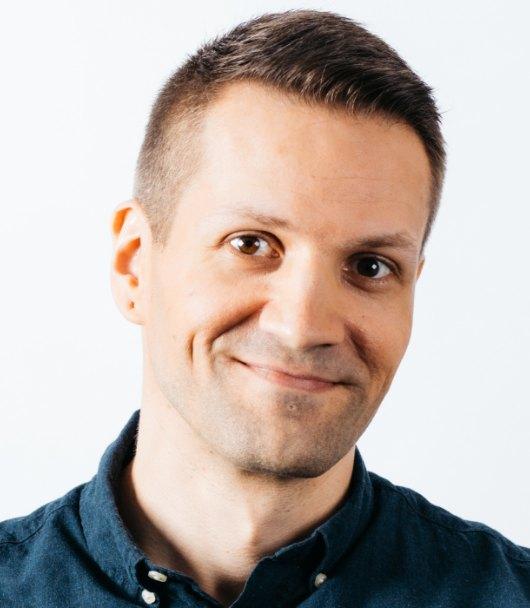 Kuvassa laskentainsinööri Ohto Jaatinen